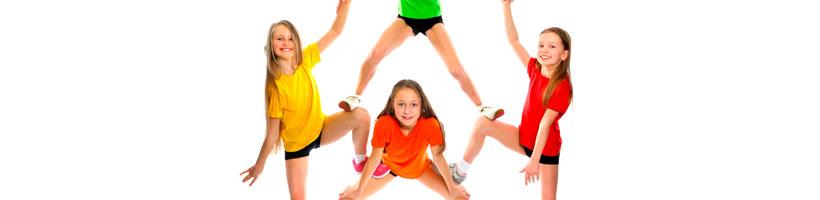 Cours d'acrogym après l'école pour enfants de 5 à 12 ans ( Perwez, LLN, Blanmont et Baisy-Thy)