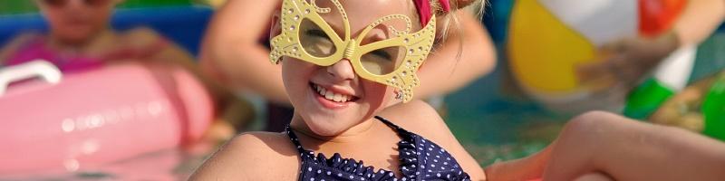 Anniversaire aquatiques pour enfant à Nivelles et Nalinnes
