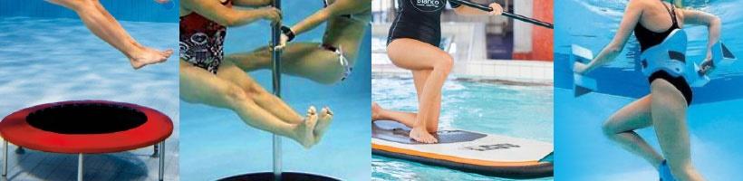 Cours d'aqua circuit training à LLN, Nivelles et Wavre