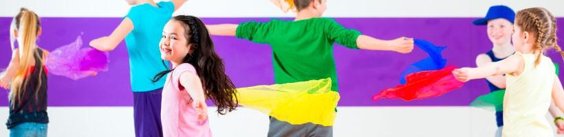 Psycho danse - Activité parascolaire pour enfants de 3 à 5 ans  à Baisy-Thy, Blanmont et Woluwé