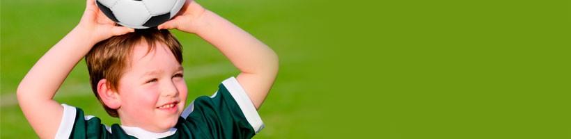 Football Academy pour enfants de 6 à 14 ans à LLN