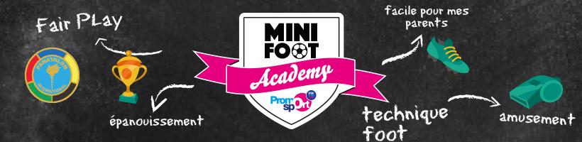 Mini-Foot Academy - Activité parascolaire pour enfant de 5 à 15 ans
