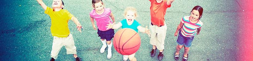 Multisports - Activité parascolaire pour enfants de 8 à 11 ans à LLN