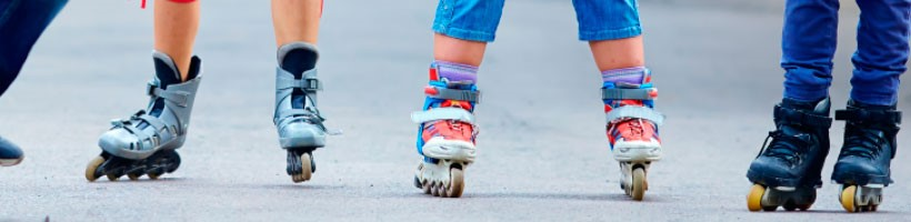 Roller - Activité parascolaire pour enfants de 6 à 12 ans à LLN, et Court-Saint-Etienne