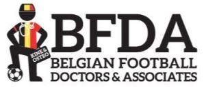 Logo de la Belgian Football Doctors & Associates